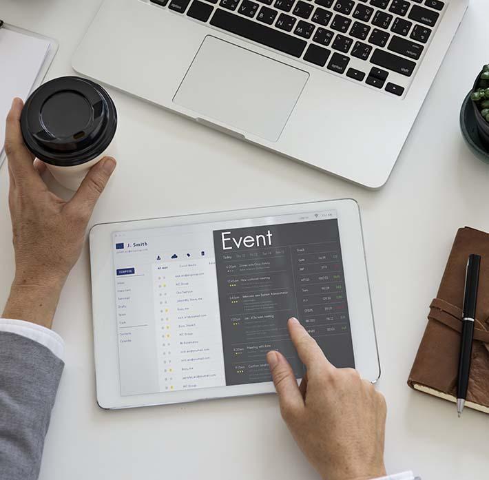 B2B Event list