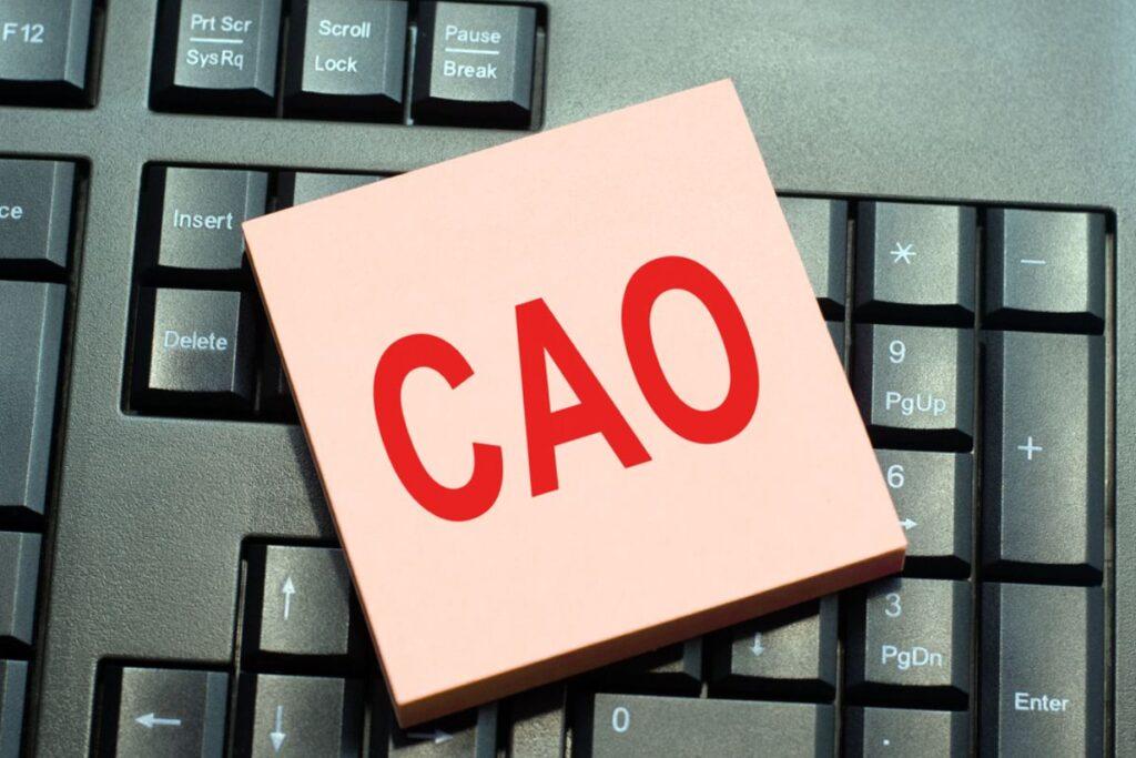 CAO Mailing Address