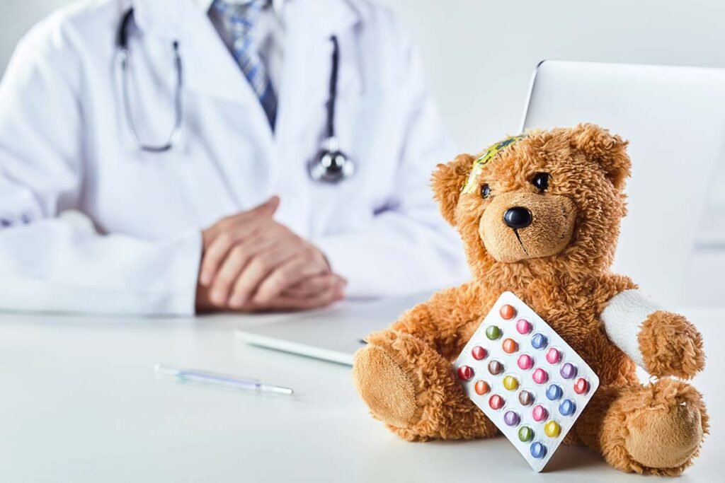 Pediatrician Mailing List